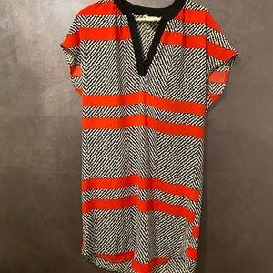 Flowy mini dress size medium